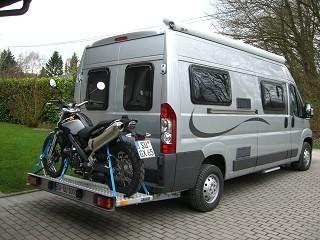 womotech motorrad fahrrad tr gersyteme fiedler und mft. Black Bedroom Furniture Sets. Home Design Ideas